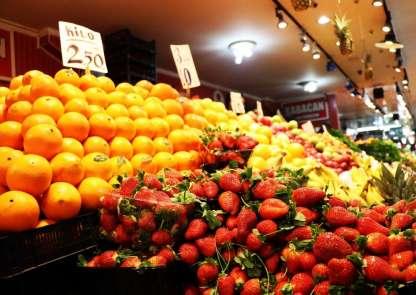 (Özel) Sebze ve meyve fiyatları konusunda eleştirilen pazarcılardan cevap