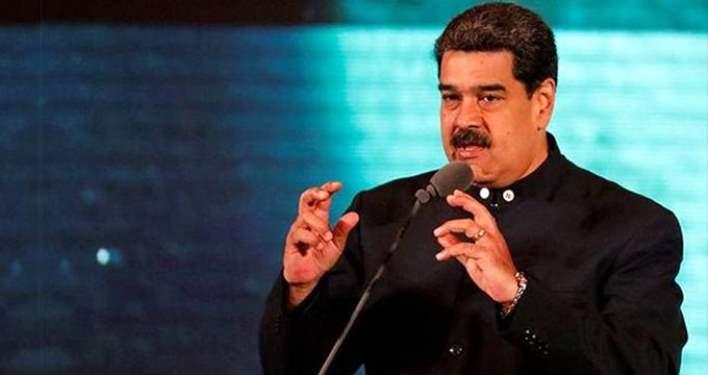 Maduro meydan okudu!