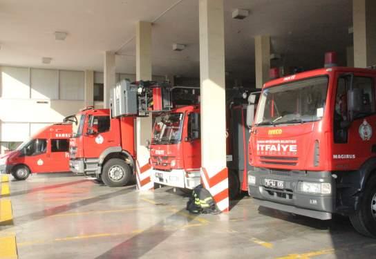 Samsun Haberleri: Samsun'da Yangınlarda Yüzde 30 Düşüş
