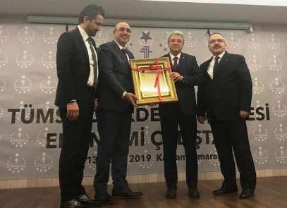 Zabun: Kahramanmaraş Türkiye ekonomisine önemli katkıda bulunuyor'