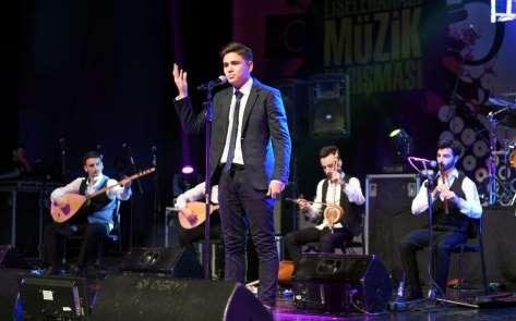 Osmangazi'de genç star heyecanı sona erdi