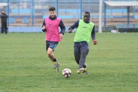 Adana Demirspor'da Hatayspor hazırlıkları devam ediyor