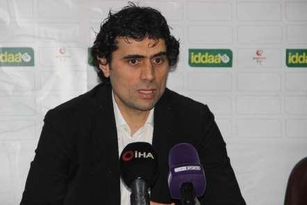 Elazığspor - Adana Demirspor maçının ardından