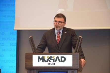 MÜSİAD İzmir İl Başkanı: 'İslam karşıtı söylemlerin ve saldırılara tanık oluyoru