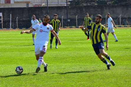 TFF 3. Lig: Fatsa Belediyespor: 0 - Turgutluspor: 1