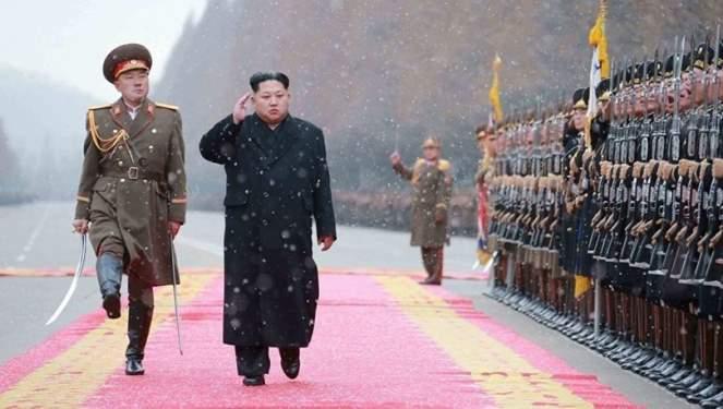 Kuzey Kore 2019'a girdi