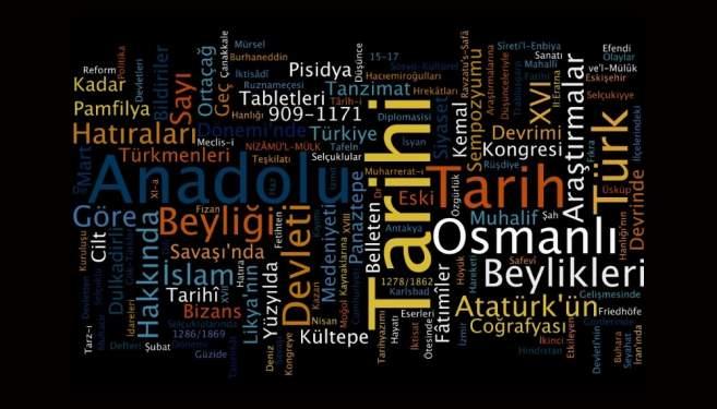 Türk Tarih Kurumu 2018 yılında 74 eseri okurla buluşturdu