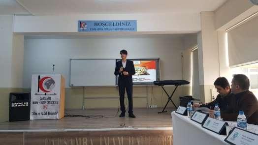 Atakum Anadolu İHL 'Genç Sesler Musiki Yarışması'nda il birincisi oldu