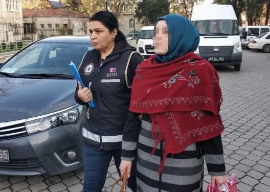 Samsun Haberleri: ByLock Kullandığı Tespit Edilen Kadına Adli Kontrol