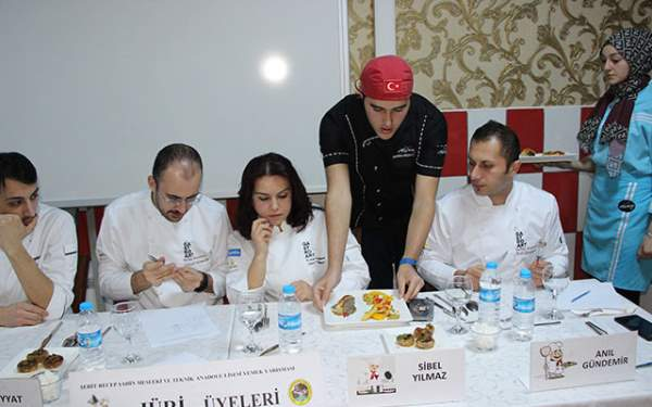 Samsun Haberleri: Öğrenciler Arasında Yemek Yarışması Yapıldı