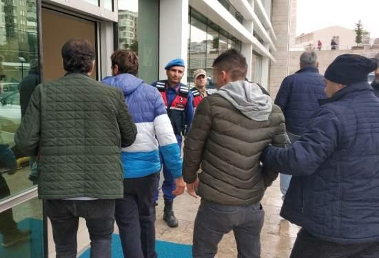 Samsun Haberleri: Kamyondan Akü Hırsızlığına 2 Tutuklama