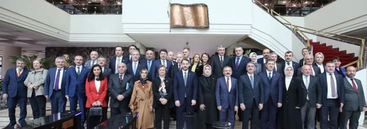 Samsun Haberleri: 'İstişare AK Parti'nin Temel Prensibi'