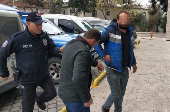 Samsun Haberleri: İnşaat İskelesi Çaldılar! 3 Gözaltı