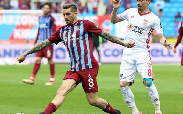 Trabzonspor'da Hedef 3'te3