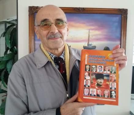 Samsun Haberleri: 'Samsun'un ansiklopedisi' 10. Baskıya Hazır