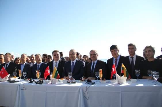 Çavuşoğlu Antalya'da