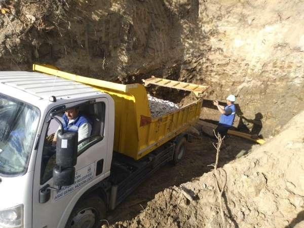 ASKİ, Aydın'a yeni su kaynakları kazandırıyor