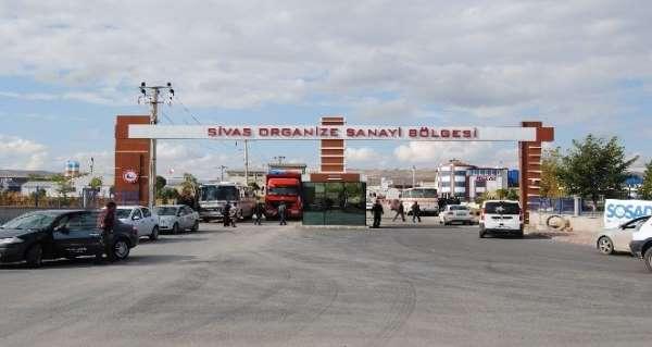 Sivas'ta ihracat yüzde 13,2 oranında arttı