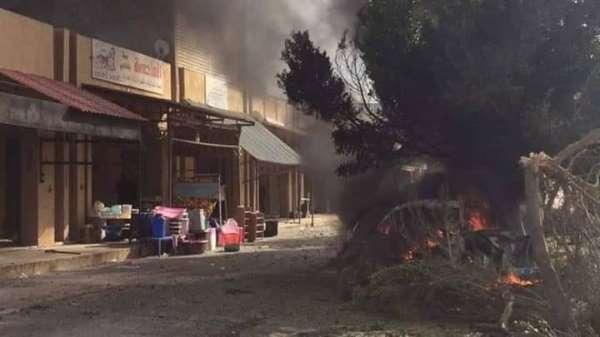 Hafter güçlerinden Trablusa bombalı saldırı: 1 ölü, 1 yaralı