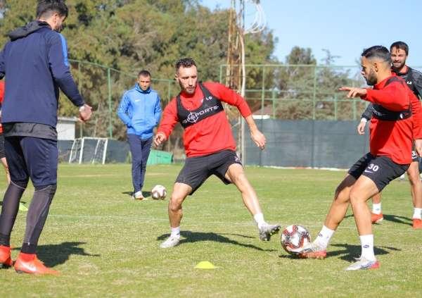 Hatayspor, Giresunspor maçının hazırlıklarını tamamladı