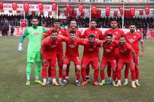 Nevşehir Belediyespor: 0 Gölcükspor:0