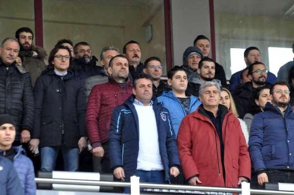 TFF 2. Lig Beyaz Grup: Hekimoğlu Trabzon FK: 1 - Hacettepe: 0