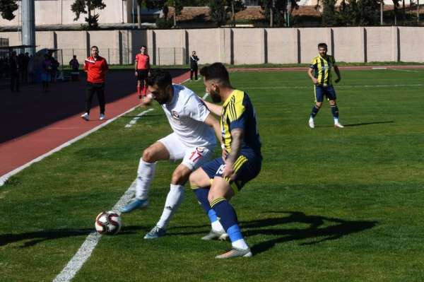 TFF 2. Lig: Tarsus İdman Yurdu: 3 - Çorum FK: 0