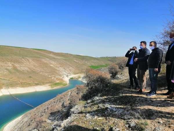 Adıyamanlı girişimciden 1 milyon TL'Lik yatırımla balık çiftliği