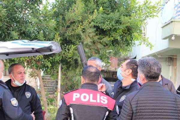Antalyada pompalı tüfekli ve sallama bıçaklı kavga