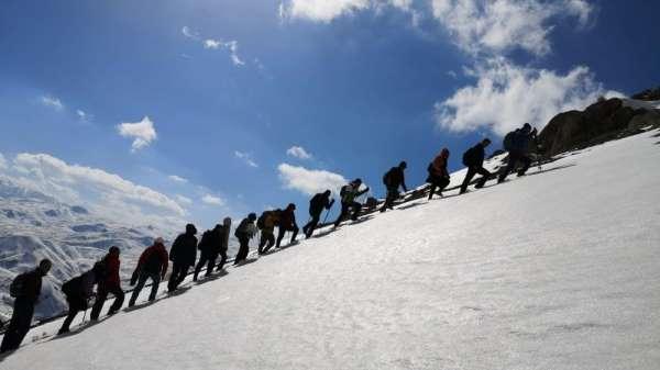 CİSAD üyelerinden doğa yürüyüşü