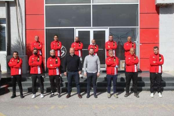 Eskişehirspor altyapısında yeni görev dağılımı
