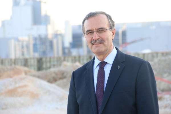 OSBÜK Başkanı Kütükcü: Makine ve teçhizat yatırımlarındaki artış, Türkiyeye olan güveni teyit ediyor