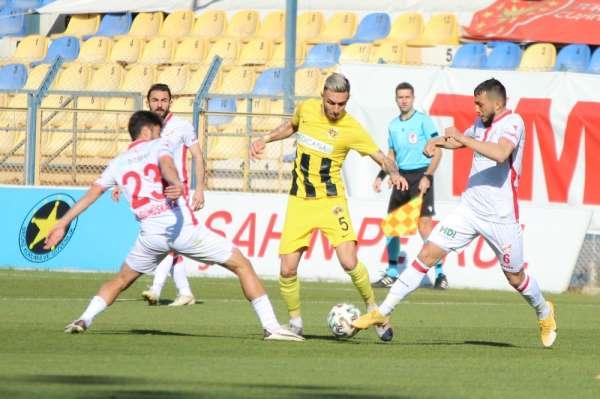 TFF 1 Lig: Menemenspor: 0 - Boluspor: 3