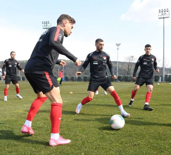 U19 Milli Takımının hazırlık kampı başladı