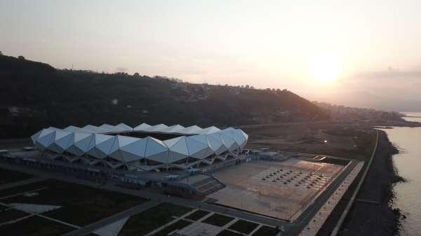 Medical Park Stadyumu taraftarlarla buluşacağı günü bekliyor
