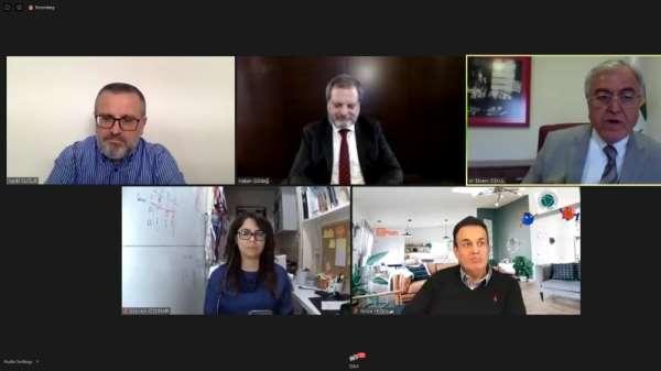 Alanya HEP Üniversitesi Rektör Vekili Prof. Dr. Özkul: ''Yeni Normal' dijitalde'