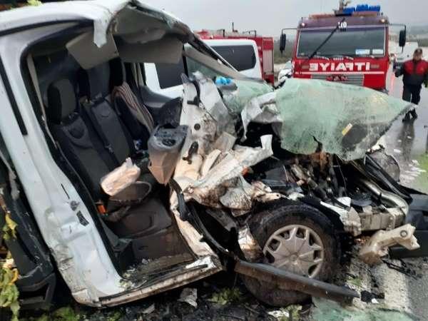 Aydın'da geçen yıl meydana gelen kazalarda 107 kişi öldü
