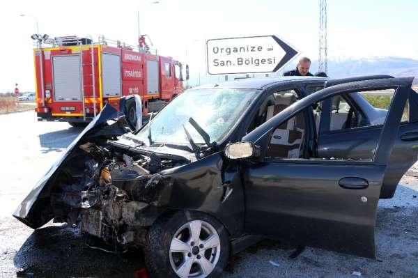 Erzincan'da 793 adet ölümlü, yaralanmalı trafik kazası meydana geldi