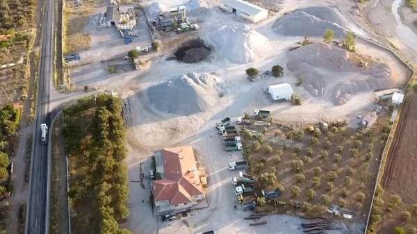 Manisa Büyükşehir Belediyesi asfalt sezonuna güçlü bir şekilde hazır