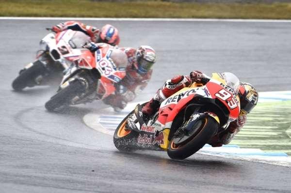MotoGP Japonya Grand Prix'i iptal edildi