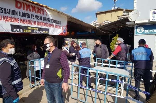 Bafra Belediyesinin pandemi faaliyetleri