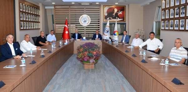 Bağış: 'Adana'nın en büyük gücü tarım'