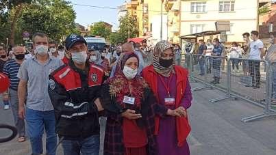 Bursalı şehit polis son yolculuğuna uğurlandı