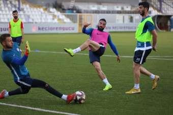 Keçiörengücü Hatayspor maçı hazırlıklarına başladı