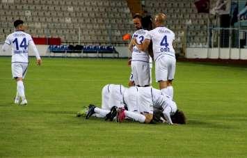 TFF 1. Lig: BB Erzurumspor: 1 - Adana Demirspor: 2