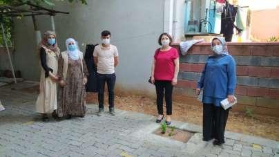 Sultanbeyli Kaymakamlığı'ndan Kurban Bayramında şehit ailelerine anlamlı ziyaret