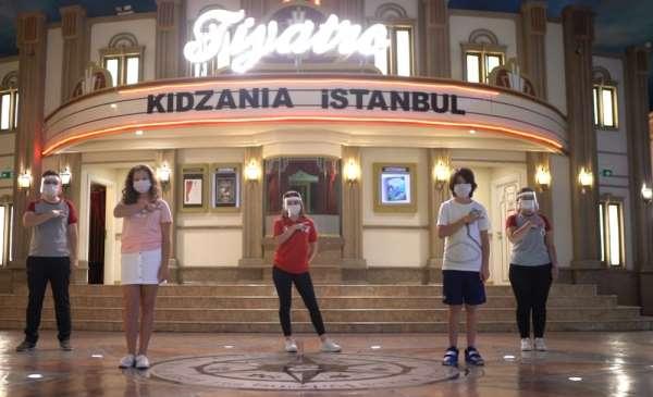 İngiltere'den KidZania İstanbul'a ödül