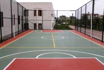 Merkezefendi Belediyesinden özel çocuklara spor sahası
