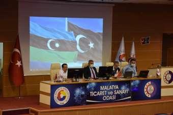 MTSO Meclisi'nden Azerbaycan'a destek