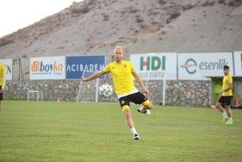 Semih Kaya: 'En büyük hedefim Yeni Malatyaspor ile Avrupa kupalarına gitmek'